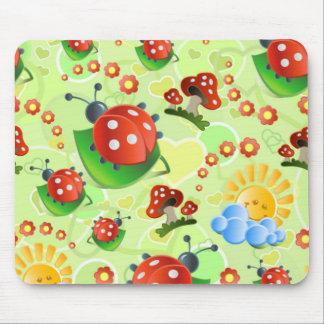imagem infantil mouse pad