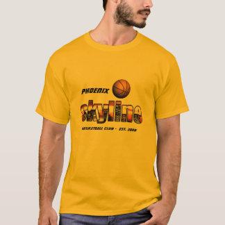 images-1, phoenix-skyline, PHOENIX, BASKETBALL ... T-Shirt