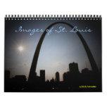 Images de calendrier de St Louis