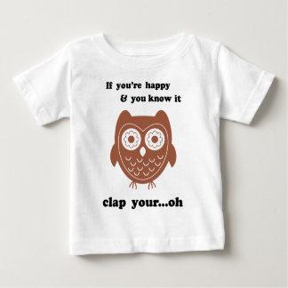 images de hibou de chemises t-shirt