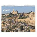 Images de l'Israël Calendriers