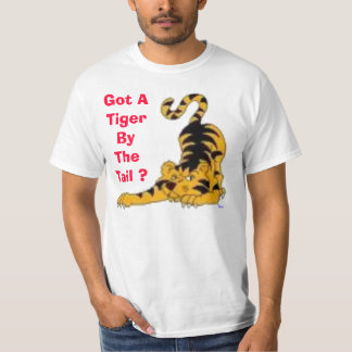 images, Got A Tiger By The Tail ?, Laura T-Shirt