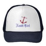 images.jpg red anchor, Nauti Girl Mesh Hats