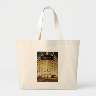 Images of America: Frederick & Nelson Jumbo Tote Bag