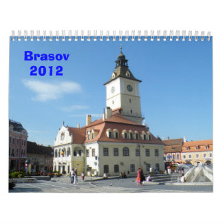 Images of Brasov 2012 Wall Calendars
