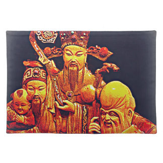 Images of China in Australia Placemat