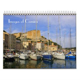 Images of Corsica Calendar
