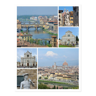 Images of Florence Postcard