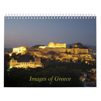 Images of Greece Calendars