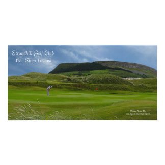 Images of Ireland for 8-x-4-Photo-card Personalized Photo Card