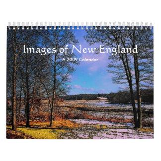 Images of New England Calendar