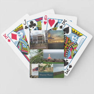 Images of Puerto Rico Playing Cards