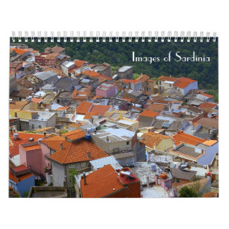 Images of Sardinia Calendar