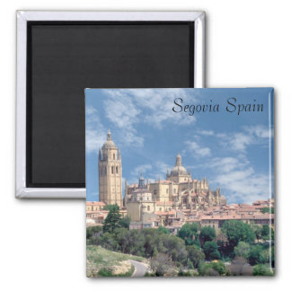 Images of Spain Magnet