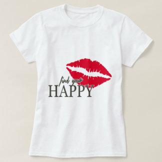 images rouges de lèvres de chemises t-shirt