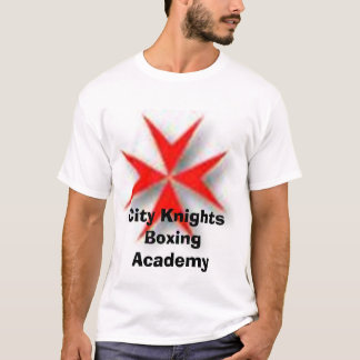 imagesbj, City Knights Boxing Academy T-Shirt