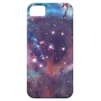 Imaginary Galaxy Nebula space image iPhone 5 Cases