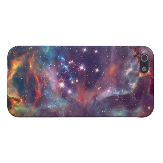 Imaginary Galaxy Nebula space image. Cover For iPhone 5