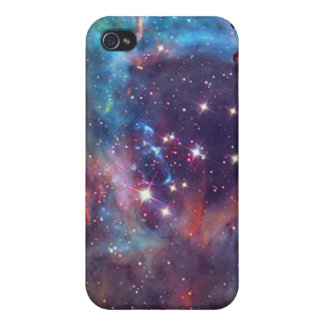 Imaginary Galaxy Nebula space image iPhone 4/4S Covers