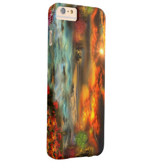imaginary landscape barely there iPhone 6 plus case