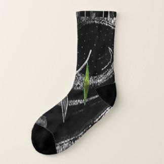 """Imaginary"" Small All-Over-Print Socks 1"