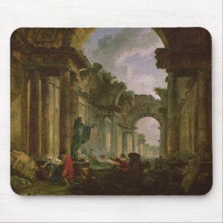 Imaginary View of the Grand Gallery of the Mouse Pad