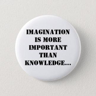 Imagination 2 Inch Round Button
