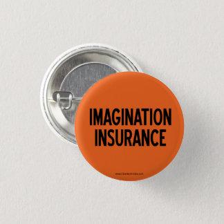 Imagination Insurance Button X-Small