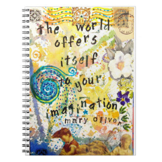 Imagination Journal Notebook