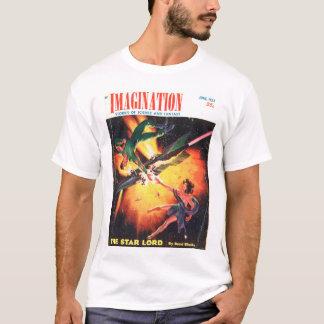 Imagination v04 n05 (1953-06.Greenleaf)_Pulp Art T-Shirt