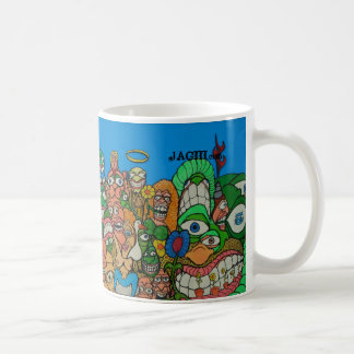 imaginature, Imaginature, JAGIII.com Coffee Mug