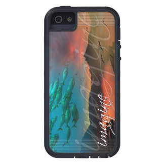 Imagine: A Mind-Expanding Nature Collage Case For The iPhone 5