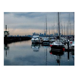 Imagine at Brighton Harbour Postcard