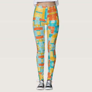 Imagine Color Beauty Leggings