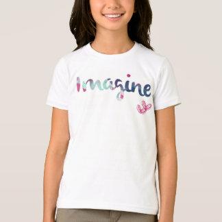 Imagine graphic print scribble t-shirt
