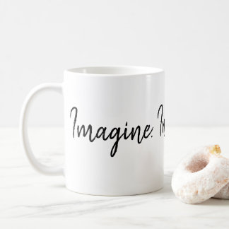 Imagine. Invent. Inspire. Coffee Mug