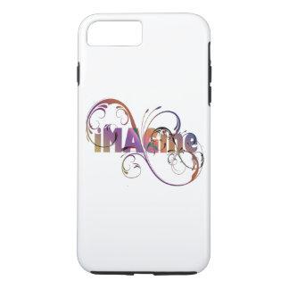 """""""Imagine"""" iPhone 8 Case"""