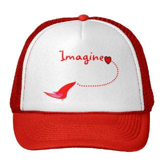 Imagine ---John Gifts Mesh Hats