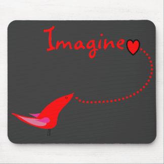 Imagine ---John Gifts Mouse Mat