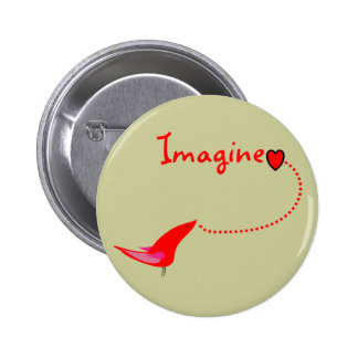 Imagine ---John Gifts Pins