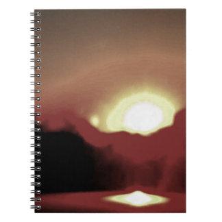 Imagine Mars Notebooks