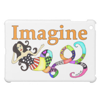 Imagine Mermaid iPad Mini Cases