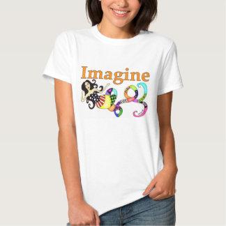 Imagine Mermaid Night Shirt