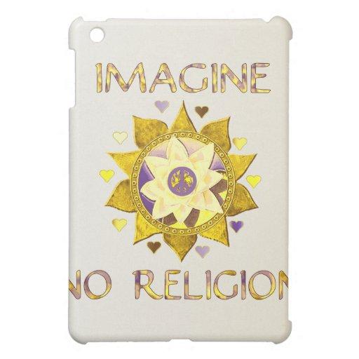 Imagine No Religion iPad Mini Cover