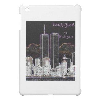 Imagine no religion iPad mini cases