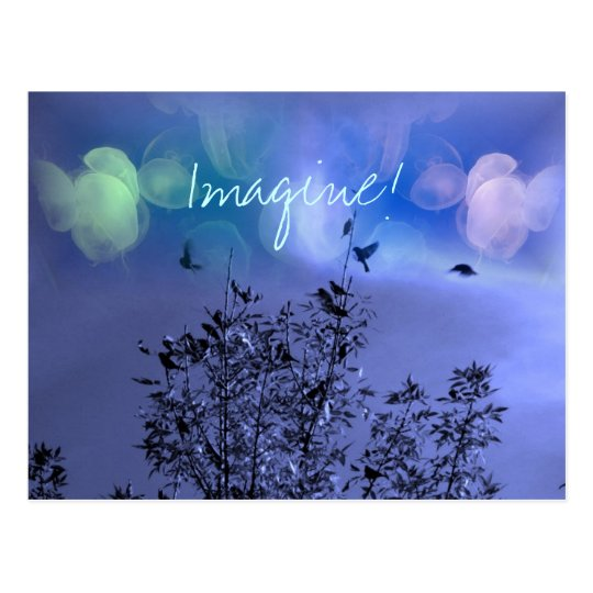 Imagine! Postcard