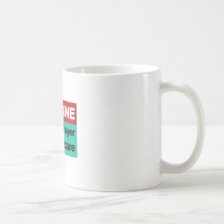 Imagine Single Payer Healthcare Coffee Mug