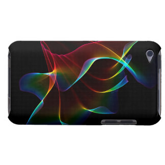 Imagine Through the Abstract Rainbow Veil iPod Touch Cases
