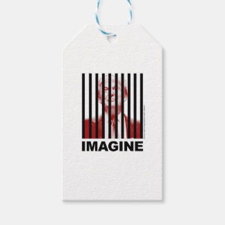 Imagine Trump Behind Bars Pack Of Gift Tags