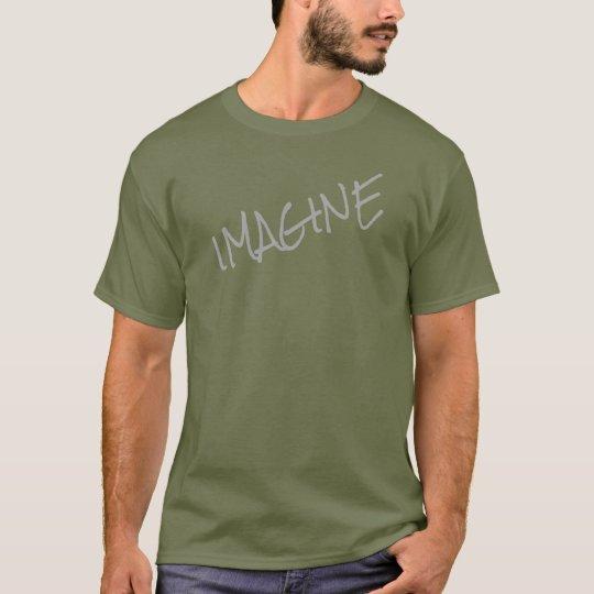 Imagine Writing T-Shirt